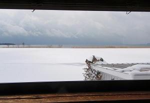 TARO CAFE からの眺め