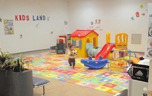 猪苗代ミネロスキー場の Kids Land