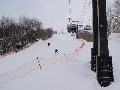 水上宝台樹スキー場成平コース