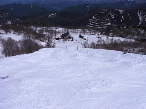 かぐらスキー場 テクニカルコース