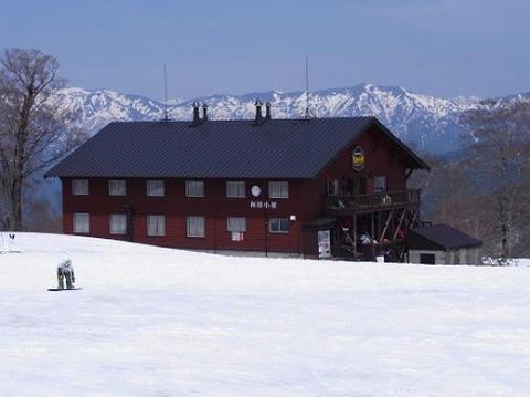 かぐらスキー場_和田小屋
