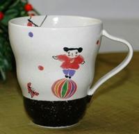 可愛い女の子マグカップ1050円・群馬県高崎市