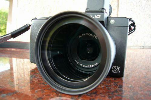 GX-100レンズプロテクター
