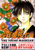 なるしまゆり『少年魔法士』13巻