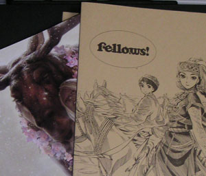 Fellowsフェローズ2008年12月号vol.2特典の雑誌カバー