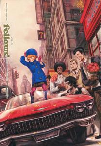 fellows!(フェローズ!)』2009年10月号(2009 october volume.7