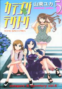 山東ユカ『カテゴリテリトリ』第5巻