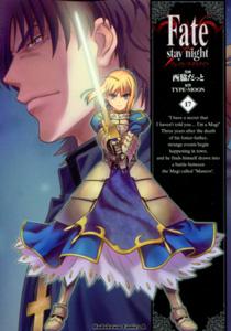 西脇だっと&TYPEMOON『Fate/stay night(フェイト/ステイナイト)』第17巻