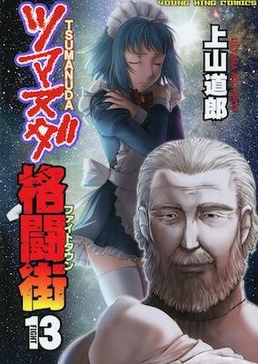 上山道郎『ツマヌダ格闘街(ファイトタウン)』第13巻