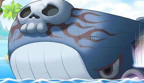 いかついクジラ
