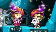 チロワちゃん、ほんとに蛸姫って感じが(笑)