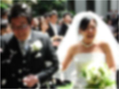 キョウノコト。結婚式。