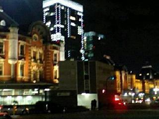 東京駅 080103