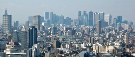 大都会「東京」