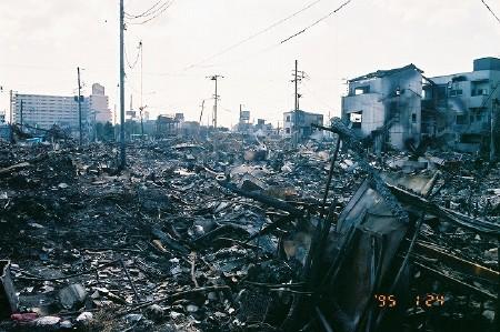 各地で大火災が起きた