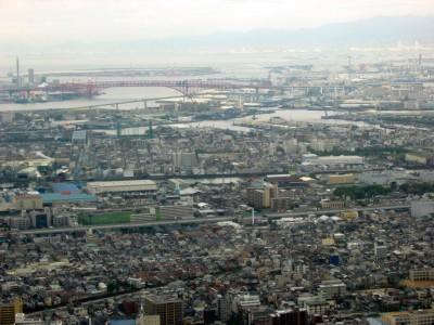 臨海部の工業地域