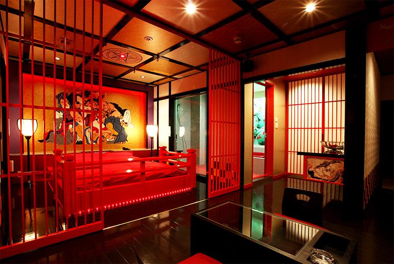 Hôtel et sexe tokyo