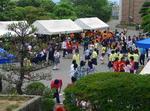 文化祭の写真