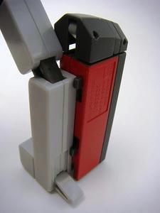 DXフォンブレイバー7(セブン) シーカー着身