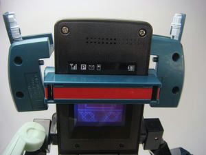 DXフォンブレイバー01(ゼロワン) デモリッション着身