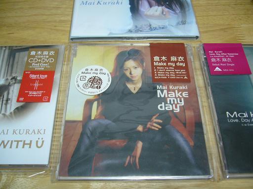「Make my day」発売5周年!