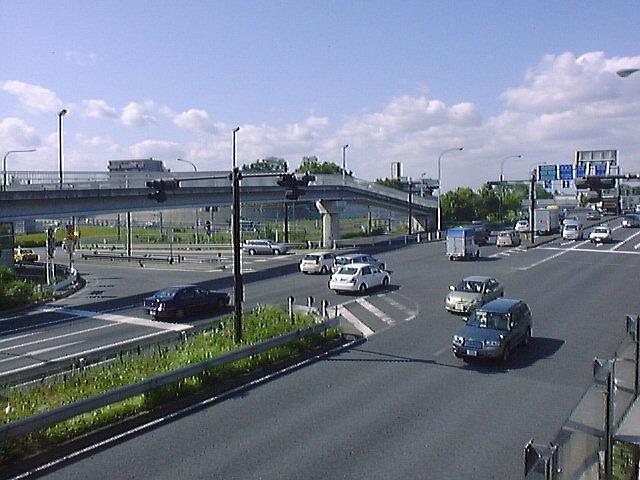 保土ヶ谷バイパス・新桜ヶ丘IC