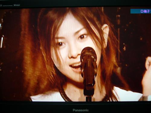 歌ってる時の笑顔もかわいい!