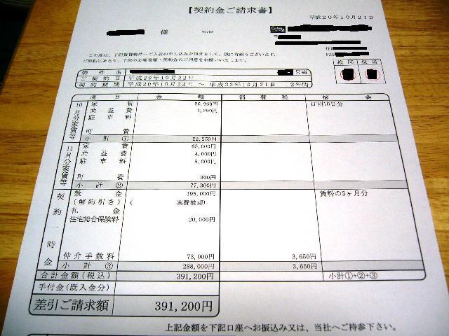 40万円の入居初期費用……。
