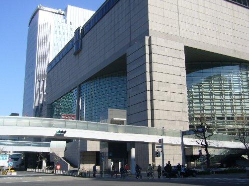 2回も公演をやった愛知県芸術劇場