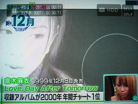 月別デビュー、アーティスト特集の登場した麻衣ちゃん!