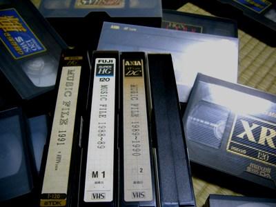 多くがMステがソースのオリジナル録画集