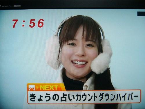 白いヘッドセットもお似合い(*´▽`*)