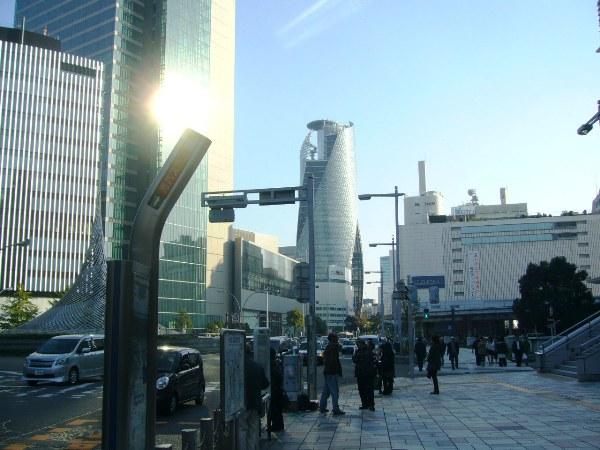 名駅でオフ!