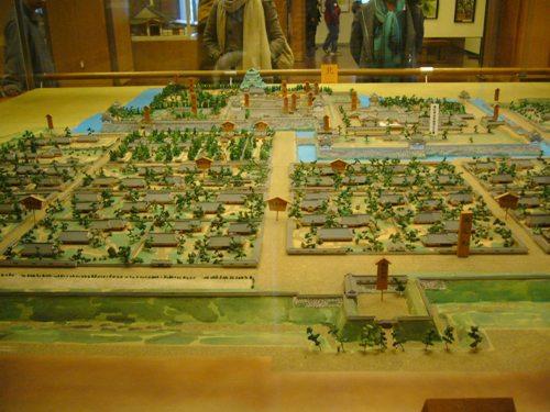 昔の城下町