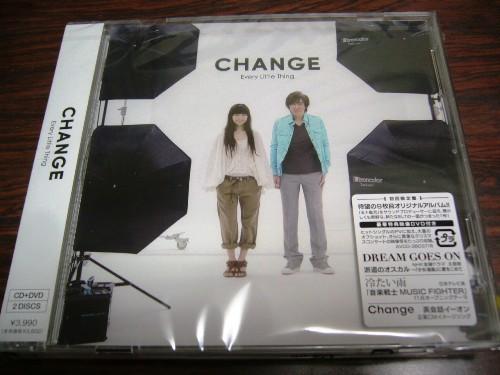 ELTの新アルバム『CHANGE』をフラゲ!