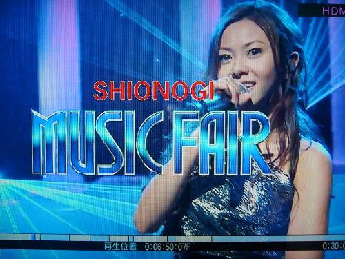 MUSIC FAIRの始まり、始まり~(笑)