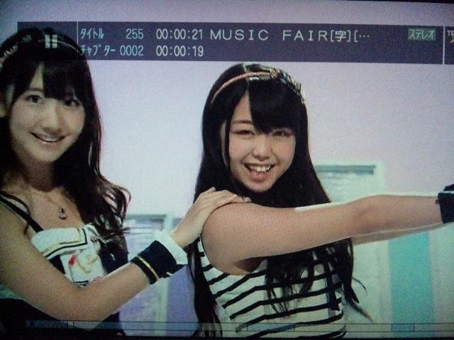 みぃちゃん(MUSIC FAIRにて)