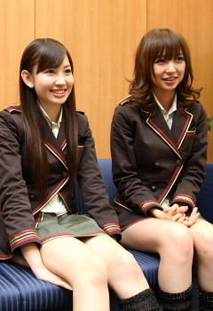 麻里子様とにゃんにゃん1(2009年頃)