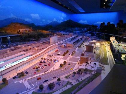 リニア・鉄道館模型