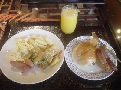 アパホテル 朝食(バイキング)