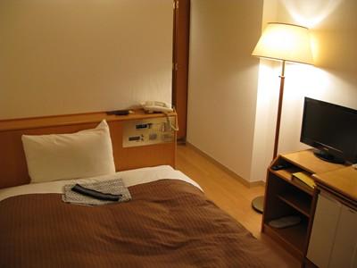 ホテル トムス 部屋1