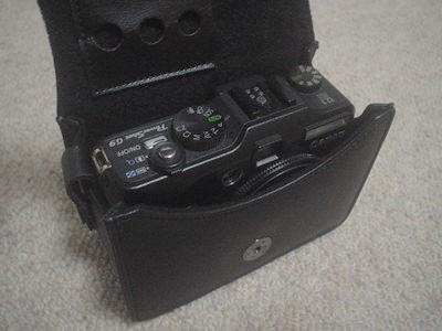 PowerShot G9ケース