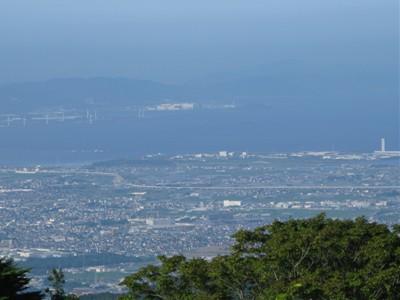 本宮山 山頂からの眺め