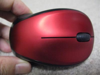 Logicool Wireless Mouse M235(上から)