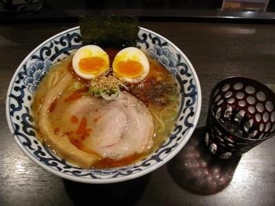 煮玉子辛旨らー麺