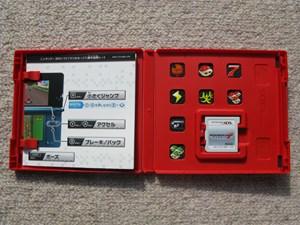 任天度3DS用ソフト マリオカート7