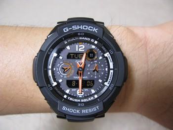 G-SHOCK SKY COCKPIT (GW-3500BD-1AJF)
