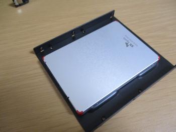 SSD+変換ブラケット
