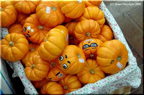 かぼちゃが最もおいしい季節がやってきました