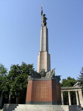 ロシア無名戦士の墓